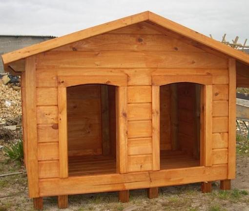 Como hacer casas para perros grandes imagui for Hacer casas