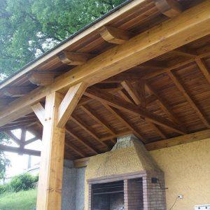 Pergolas, porches, y cubiertas